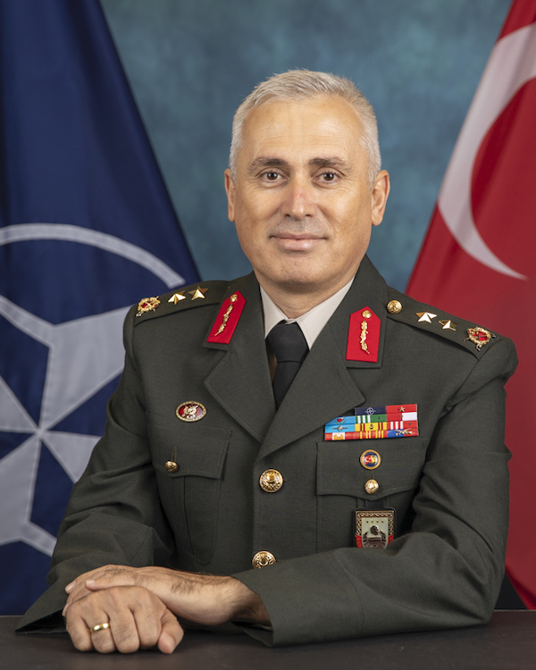 Major General Şefik Atak