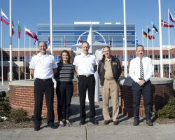 HQ SACT Hosts Workshop between Joint Warfare Centre's CCI&E and ACT's OPEX Branch