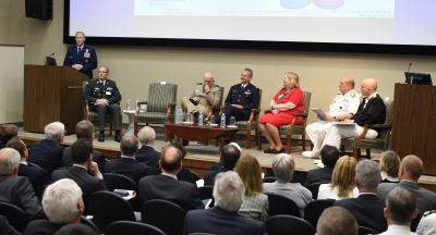 ACT and the NATO Industrial Advisory Group discuss role of Industry in amplifying NATO capability and posture