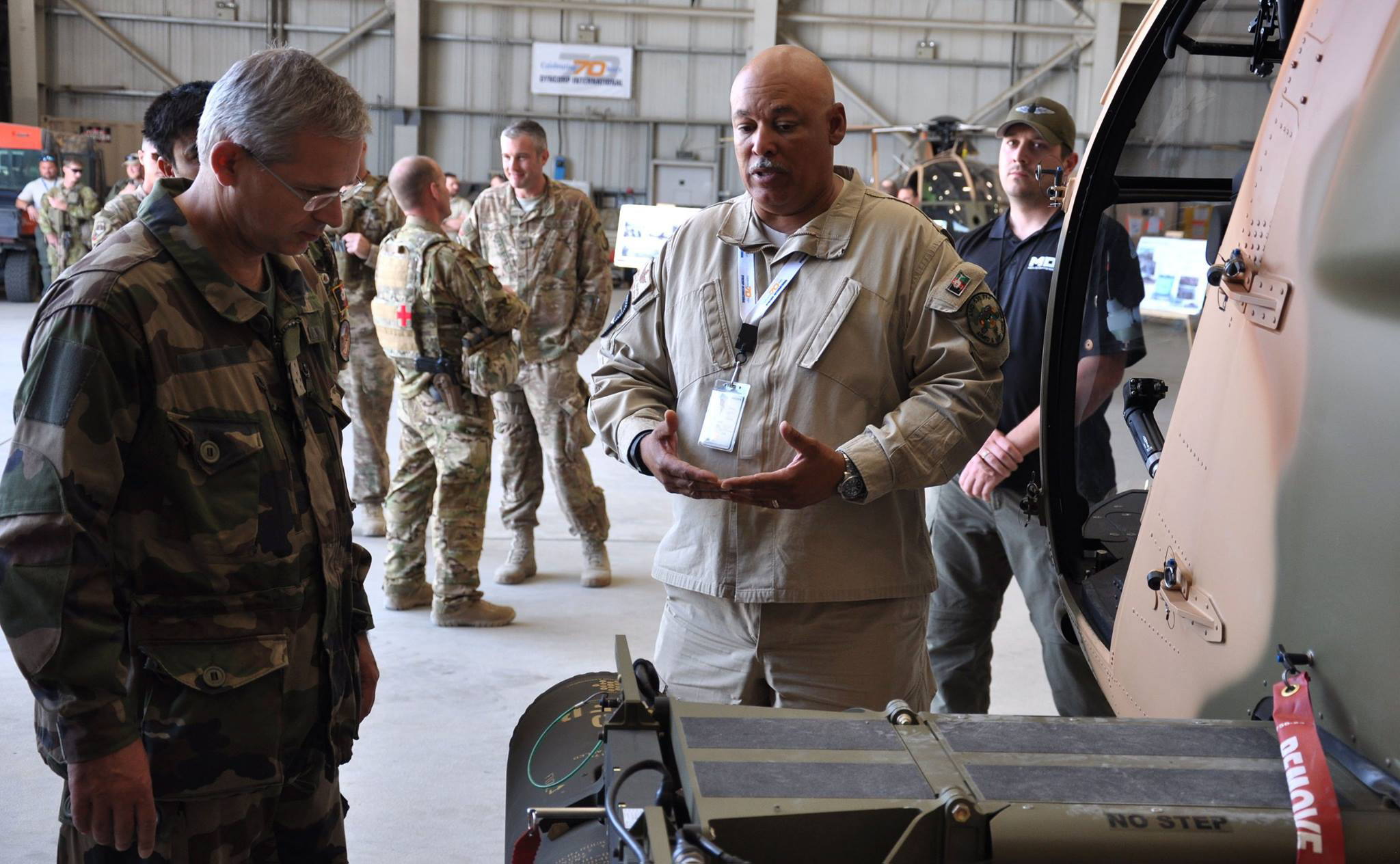 SACT visits Resolute Support Mission