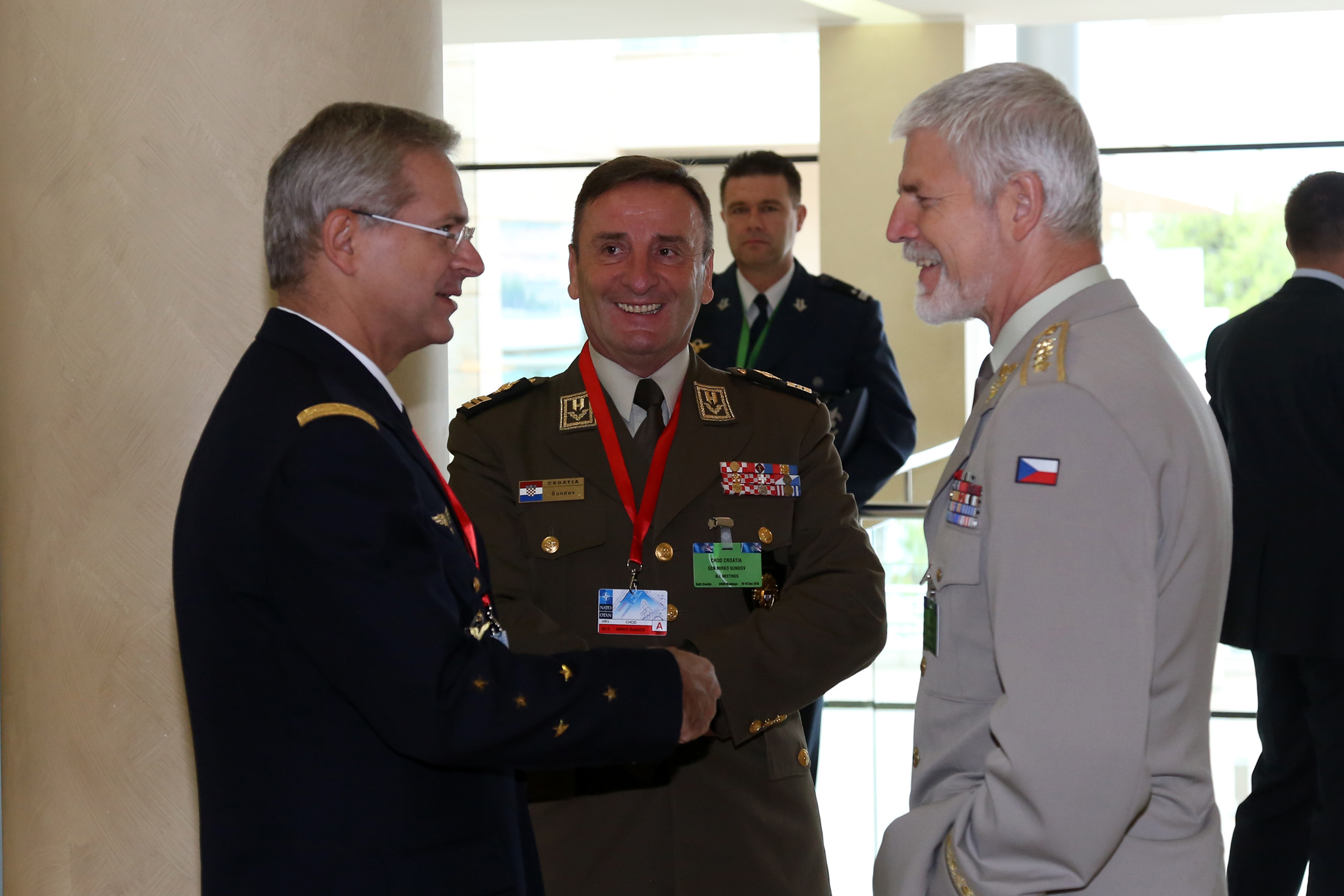 Military Committee Conference in Split