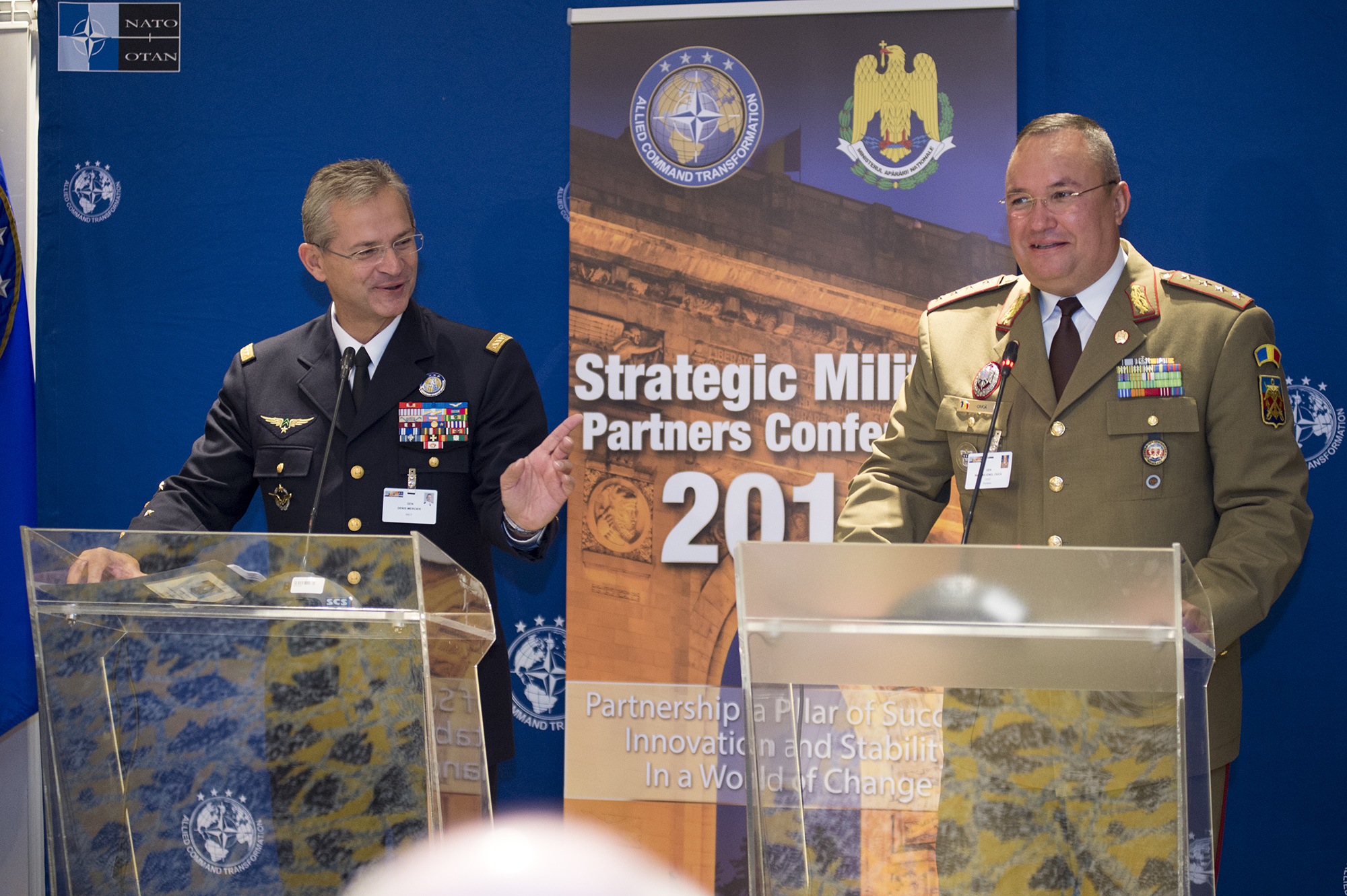 2016 Strategic Military Partner Conference