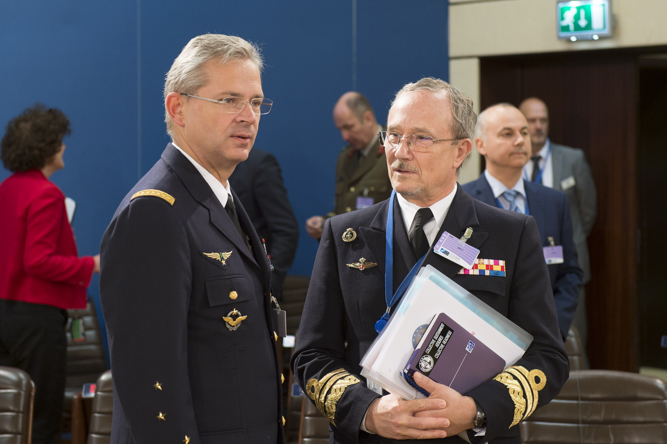 NATO's Allied Command Transformation at the Heart of Discussions at the Defence Ministerial Meetings