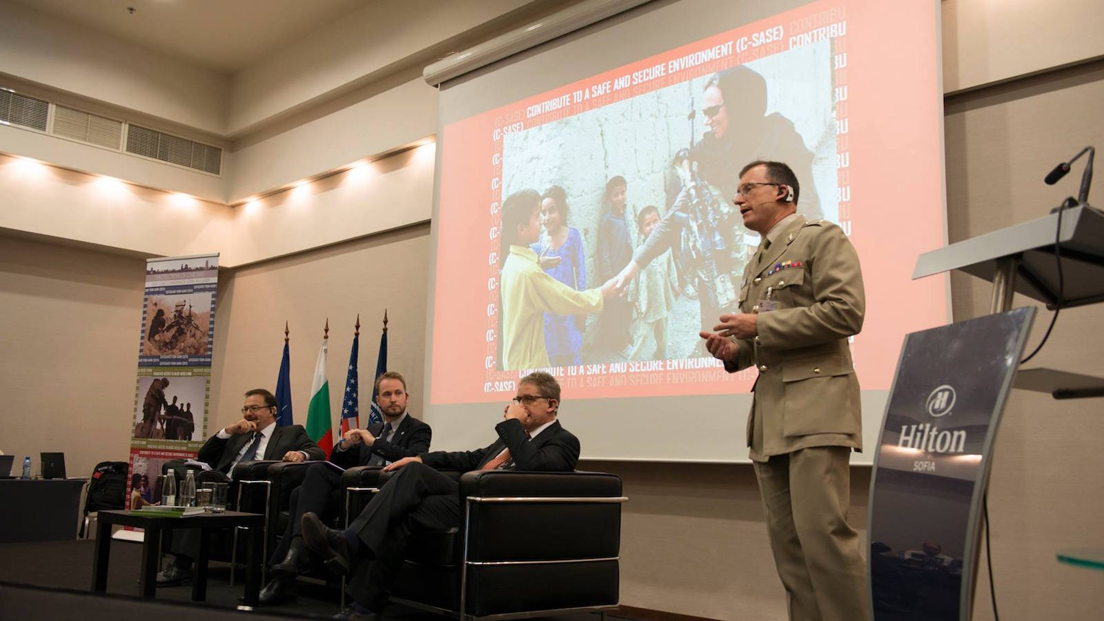Protection of Civilians Concept Workshop Marks a Major Milestone