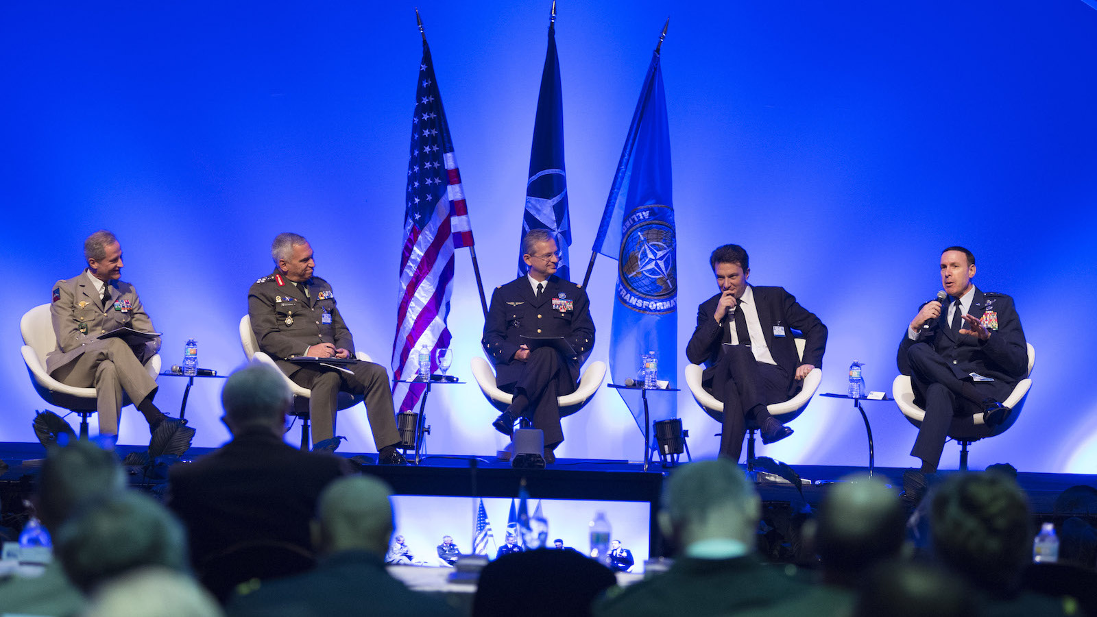 NATO's Chiefs of Transformation Conference