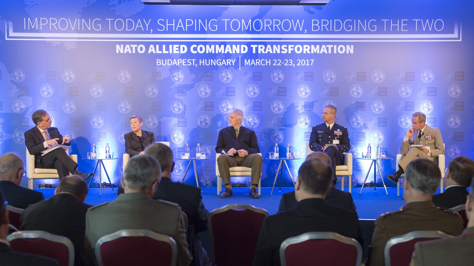 The NATO Transformation Seminar: Charting Alliance Adaptation