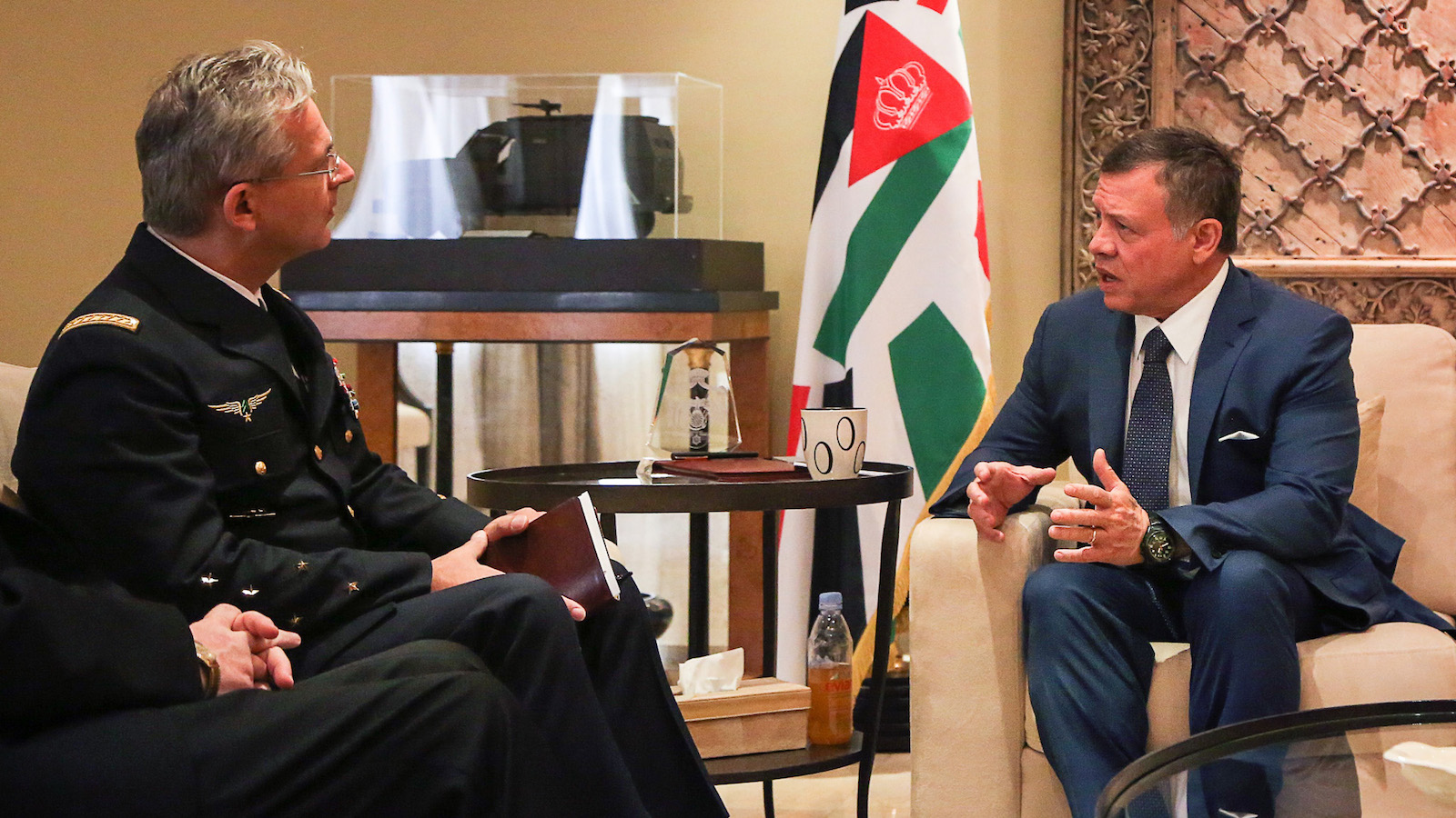 The Importance of Partnerships: SACT Visit to Jordan