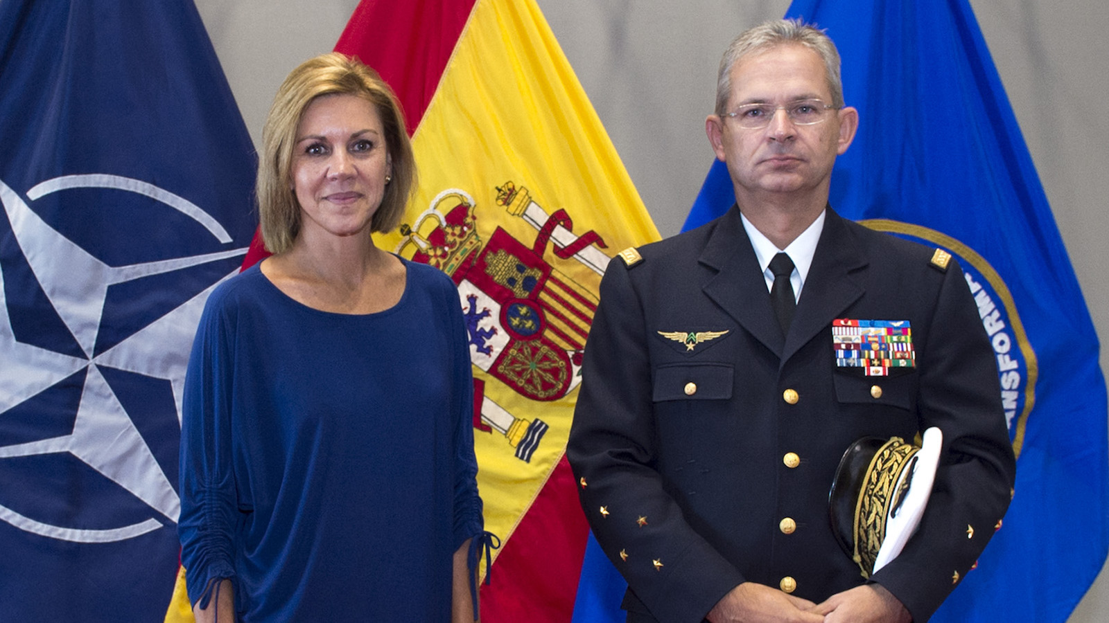 Spanish Minister of Defence Visits HQ SACT