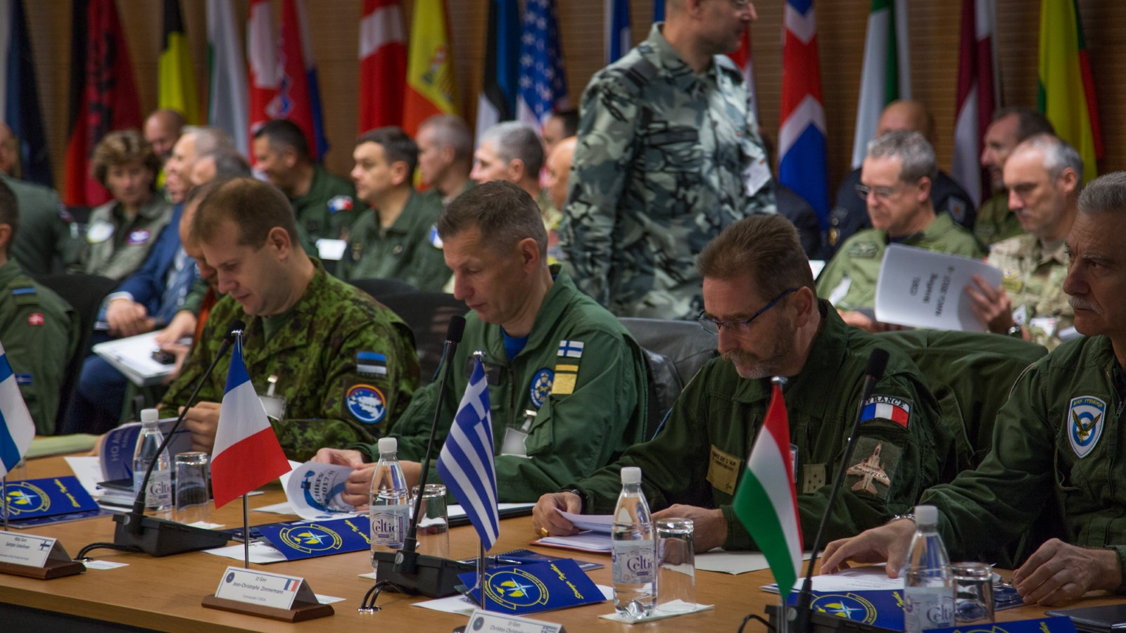 NATO Air Chiefs Symposium and Country Visit in Spain