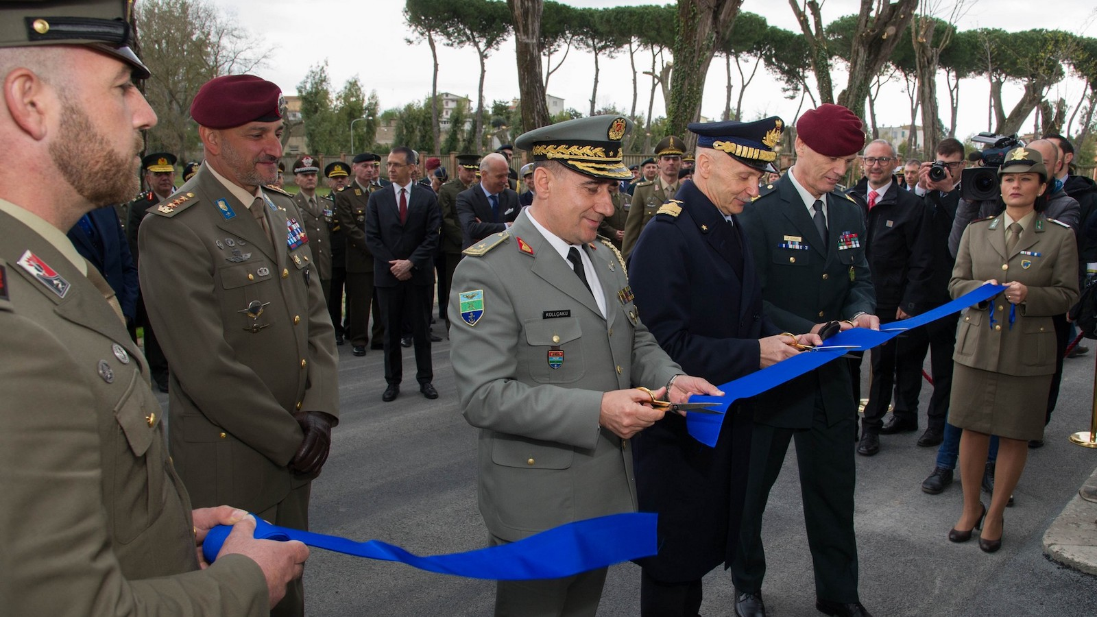 NATO Enlarges its Centres of Excellence Community