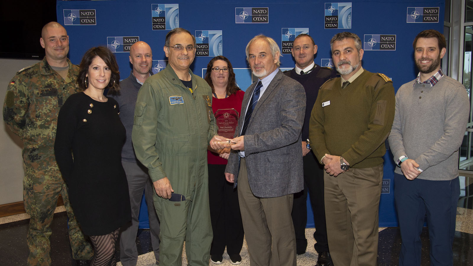 NATO's e-Learning Programme Award