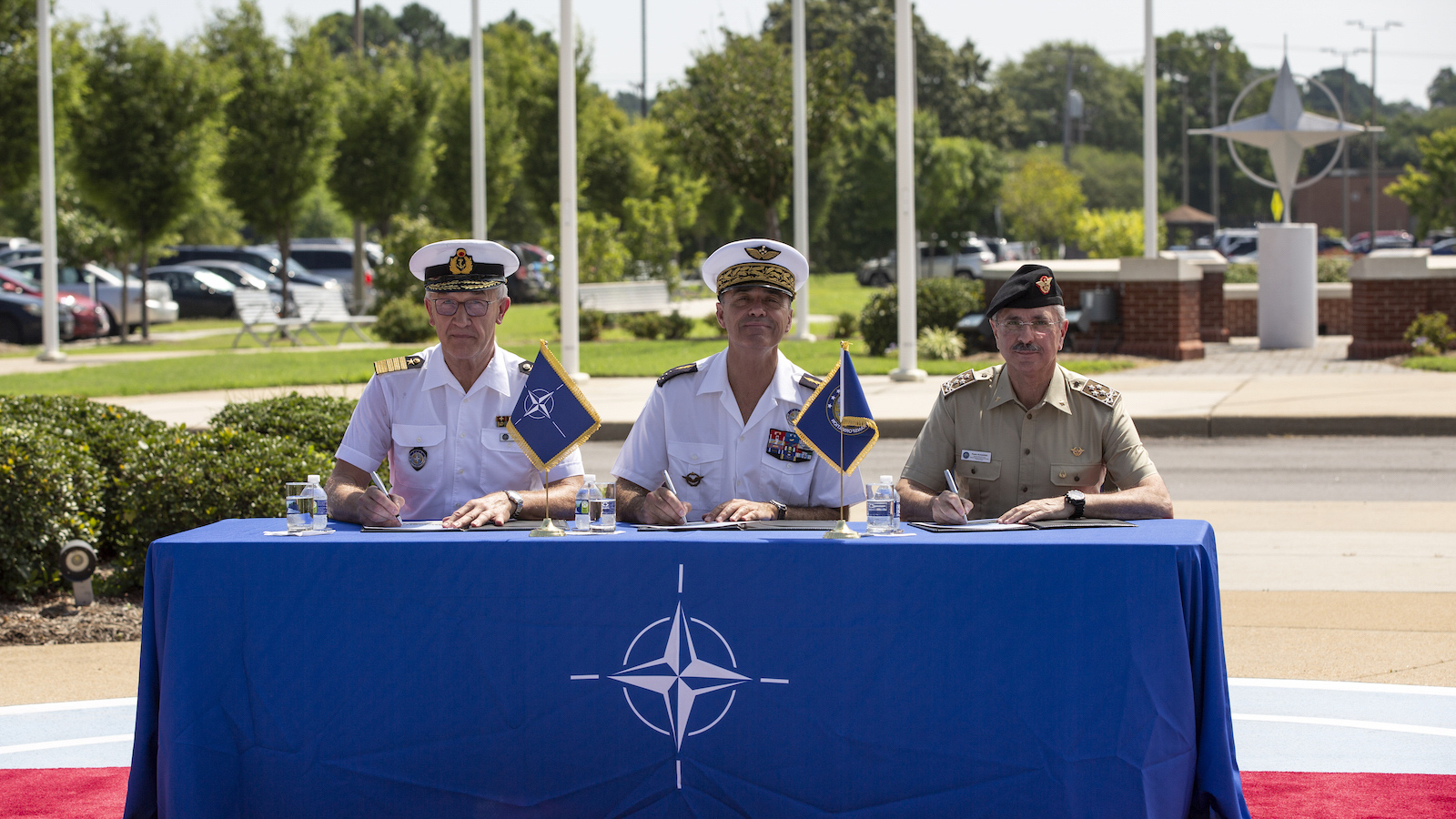 General Ruggiero Assumes Responsibility as New Deputy Supreme Allied Commander Transformation