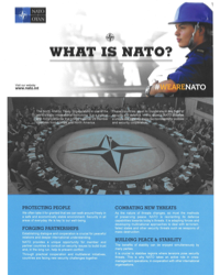 What is NATO Fact Sheet